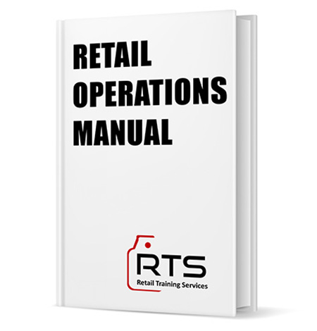 Retail Operations Manual | Retail Training Services